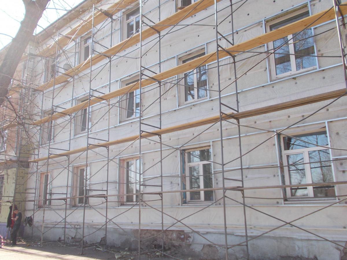 Больше 300 миллионов рублей в этом году планируется направить на капремонт многоквартирных домов Хакасии