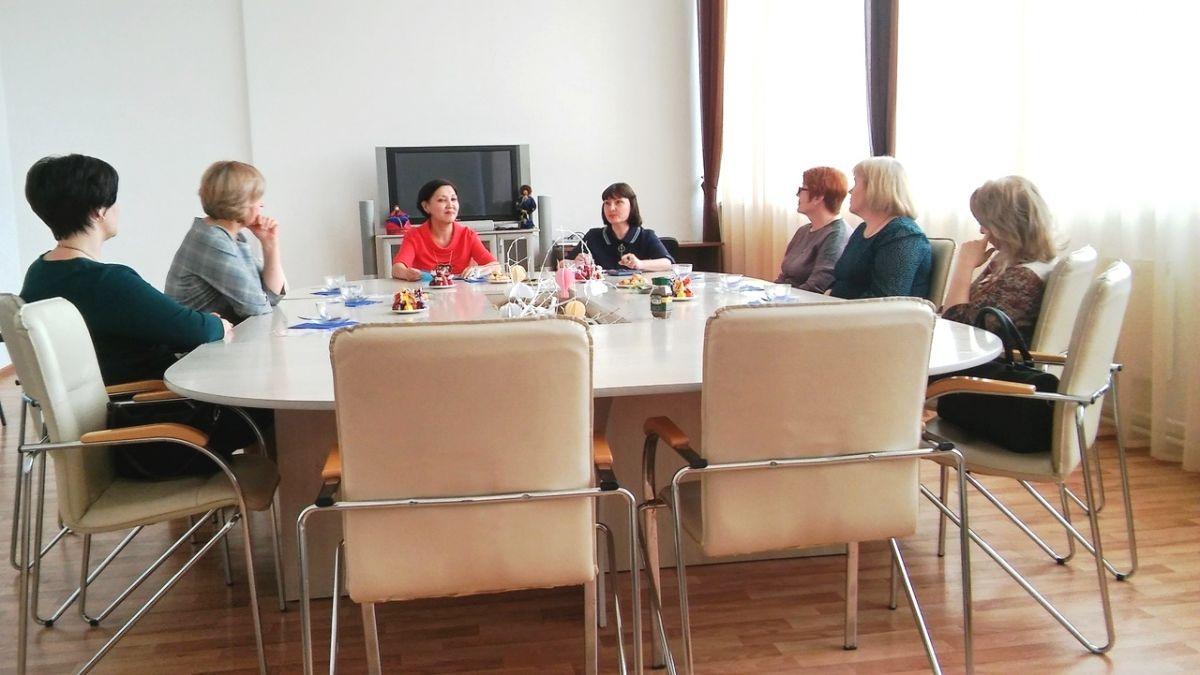 В Хакасии состоялся круглый стол с ведущими хормейстерами региона