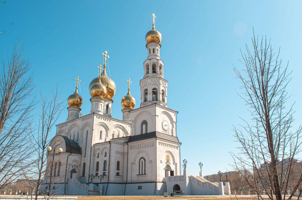 Жителей Хакасии просят воздержаться от посещения церквей