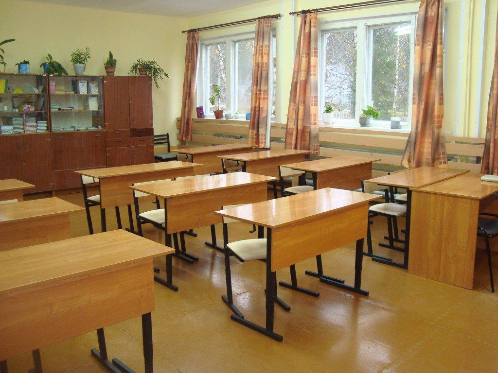 Картинка класса школы