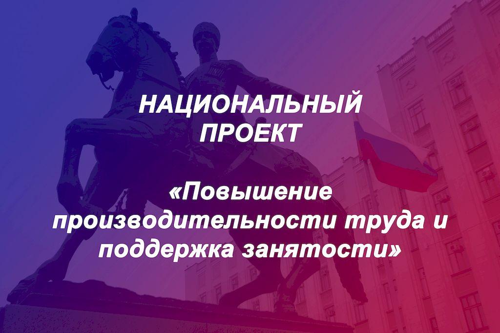 В Хакасии появится Центр компетенции в сфере производительности труда