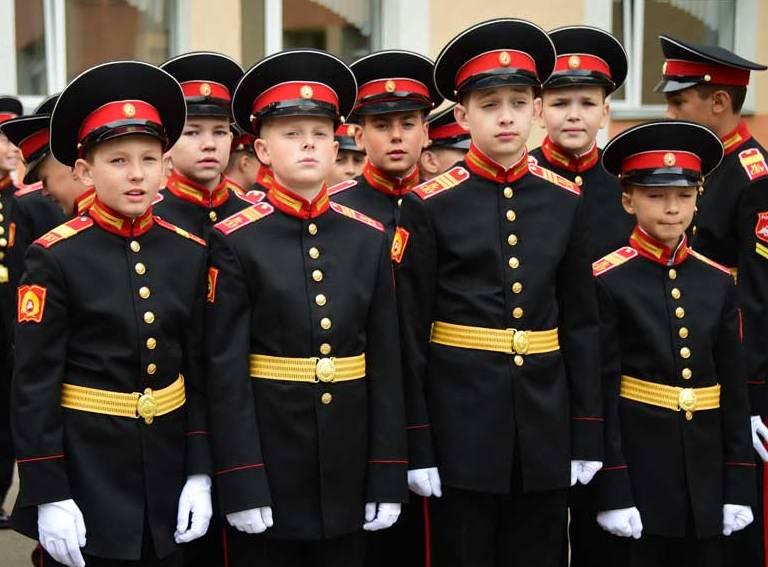 Учащиеся из Хакасии могут стать кадетами Кемеровского Президентского кадетского училища