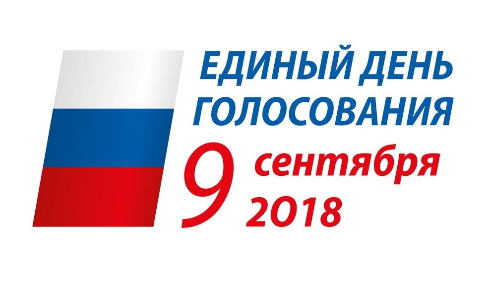 Открытки с днем выборов 9 сентября